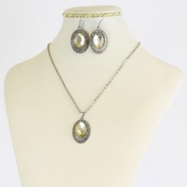 Komplet biżuterii codziennej - KOM574