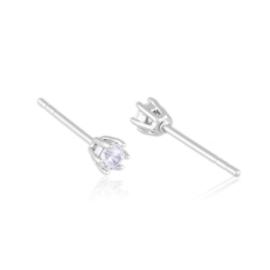 Kolczyki sztyfty z kryształkami Xuping EAP21388