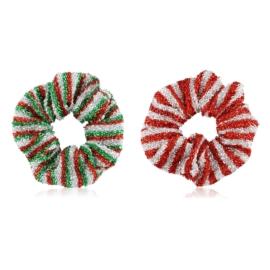 Gumki owijki świąteczne mix 10szt/op OG1498