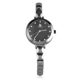 Zegarek damski na bransolecie z kryształkami Z2981