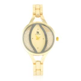 Zegarek damski na bransolecie z kryształkami Z3006
