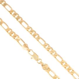 Łańcuszek figaro 50cm/0,7cm Xuping LAP2865
