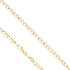 Łańcuszek pancerka 45cm/0,3cm Xuping LAP2868