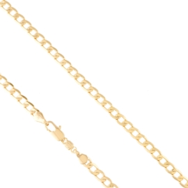 Łańcuszek pancerka 50cm/0,3cm Xuping LAP2869