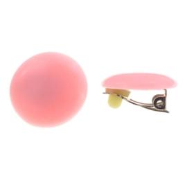 Klipsy - różowe KL5