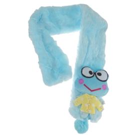 Szalik dziecięcy - błękitny - dł. 73cm