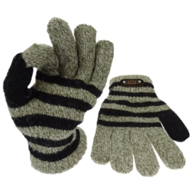 Rękawiczki chłopięce - melanż - długość 21cm RK17