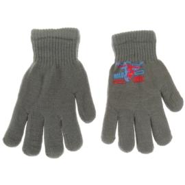 Rękawiczki chłopięce - szare - długość 18cm RK70