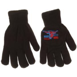 Rękawiczki chłopięce - brązowe - długość 18cm RK73