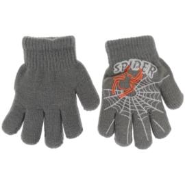 Rękawiczki chłopięce - szare - długość 13cm RK77