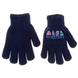 Rękawiczki chłopięce-niebieskie-długość 16cm RK110