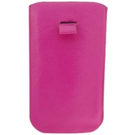 Etui na telefon - różowe - 17cm x 10cm ET2