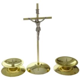 Komplet kolędowy - klasyczny złoty JC8