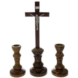 Komplet kolędowy - drewniany JC10