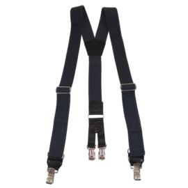 Szelki do spodni męskie - szare