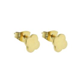 Kolczyki pozłacane - EAP585